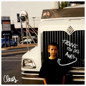 """Claes présente son nouveau titre """"Trouve toi des amis"""""""
