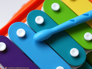 Toy Xylophone for Stress Relief