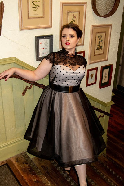 Dress by Louise Rose Couture