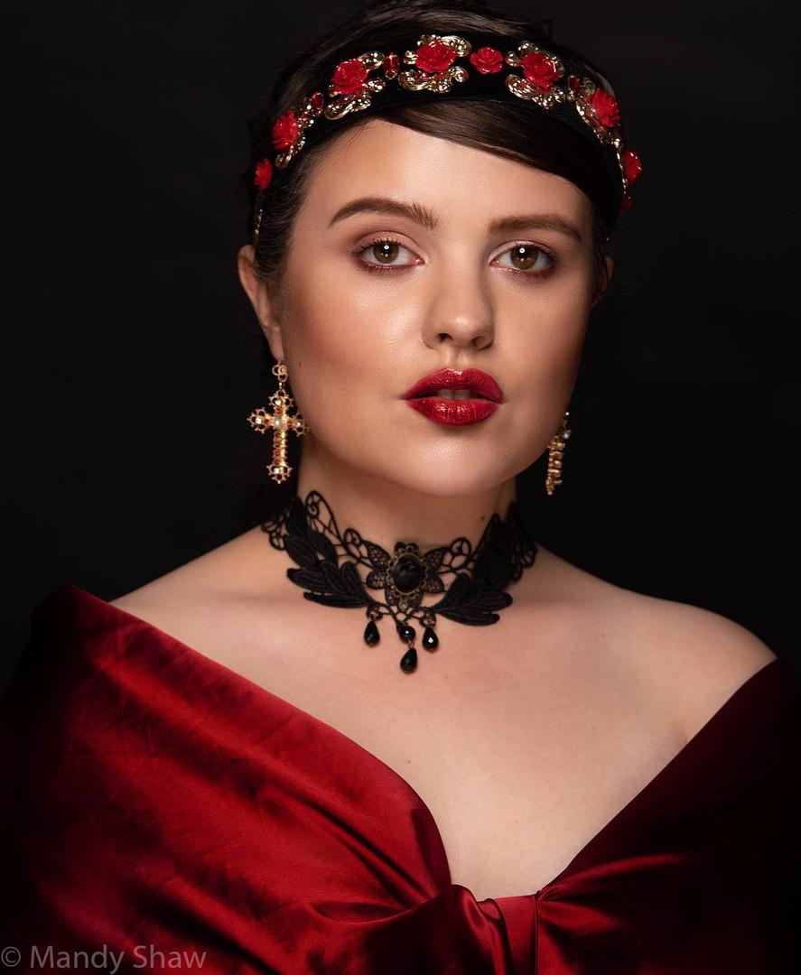 D&G Inspired Renaissance Beauty