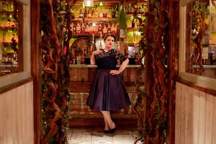 Vintage Style Occasionwear for Louise Rose Couture