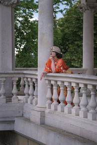 Photography by Caroline Bay at Cliveden House, Hat by Adrienne Henry, MUAH Paula's Vintage Parlour