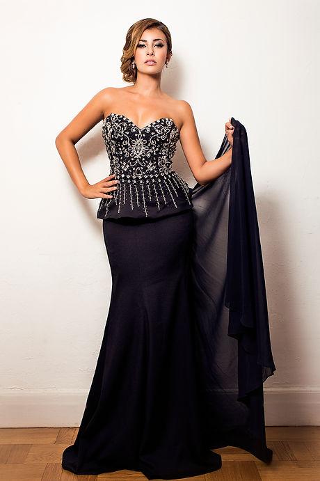 robe longue soiree paris la mode des robes de france. Black Bedroom Furniture Sets. Home Design Ideas
