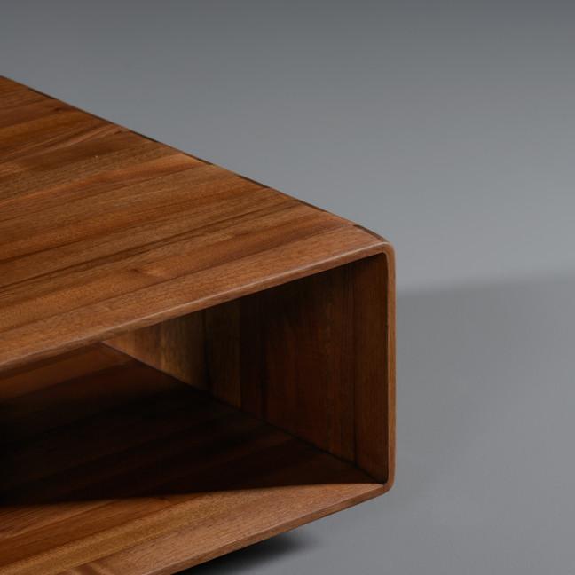 invito cube coffee table