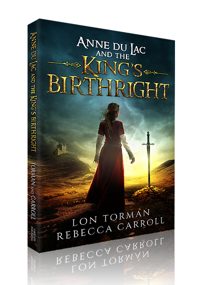 Anne du Lac and the King's Birthright-c-