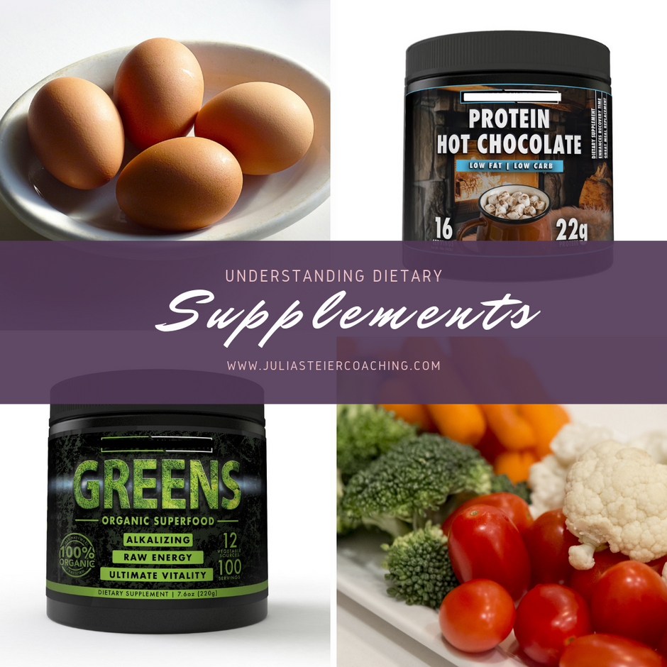 Understanding What Dietary Supplements Do