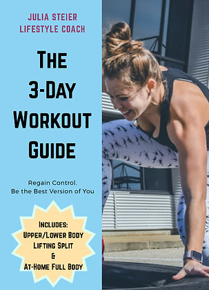 The 3-Day Split Guide