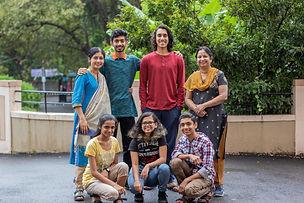 Break The Bias team- with Guide Sunita B
