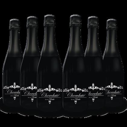 6 x AlcoholFree 75 cl Bottles