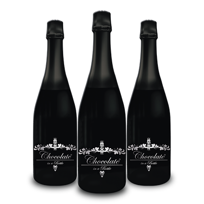 3 x Alcohol Free 75cl Bottles