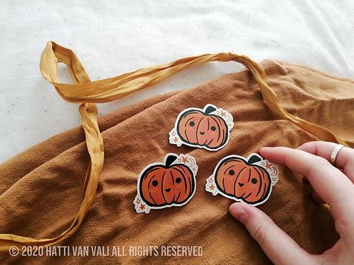 Spooky-Cute Little Vinyl Stickers