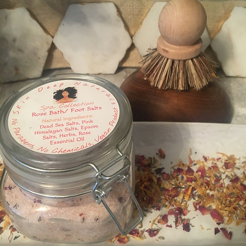 Rose Rejuvenating Bath/Foot Soak