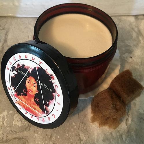 Coconut & Acacia Leave-In Cream