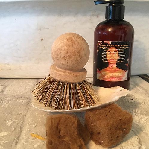 Coconut & Acacia No-Poo Shampoo