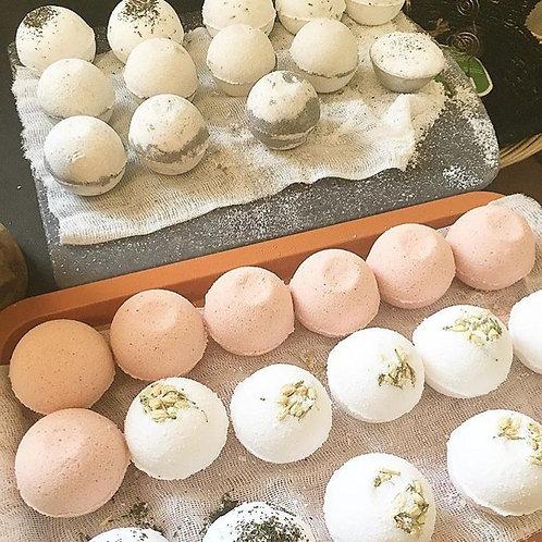 Detox & Rejuvenate Bath Bombs