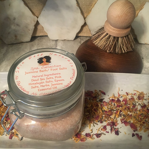 Jasmine Rejuvenating Bath/Foot Soak