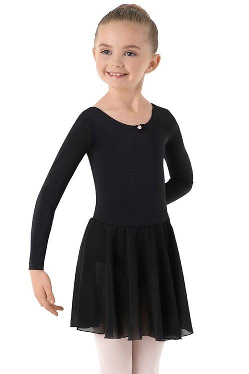 Long Sleeve Kids Dress