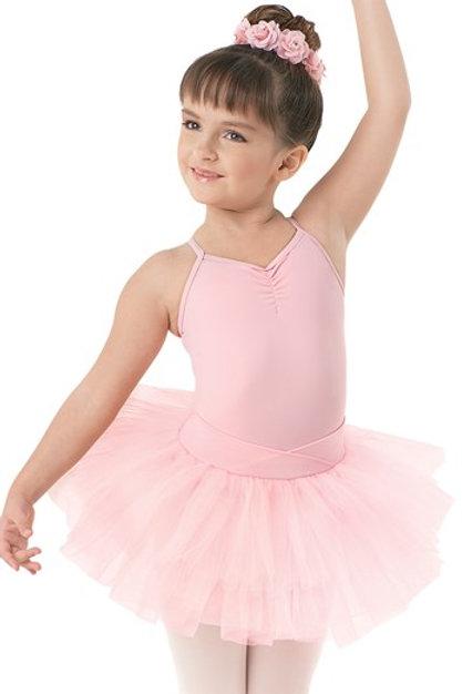Kids Tulle Ballet Class Dress