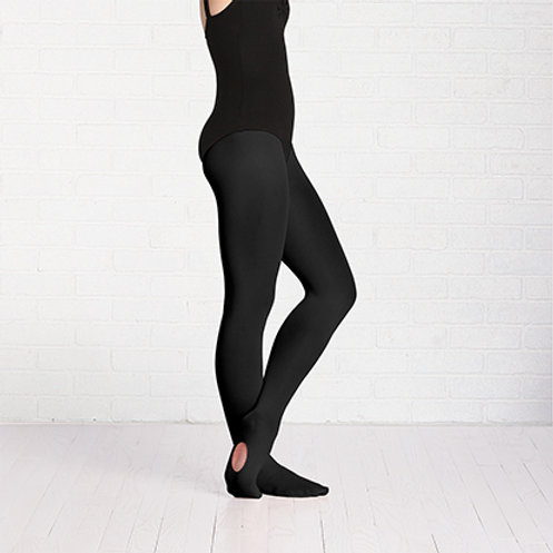 Plume Seamless Convertible Tights