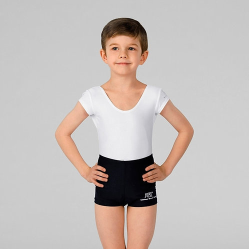 Male Cap Sleeve Leotard