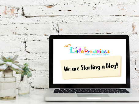 We are Adding a Blog!