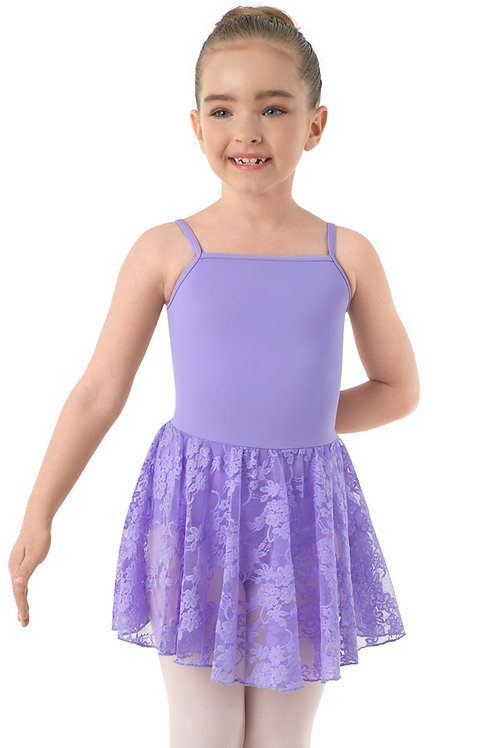 Kids Camisole Bow-Back Dress