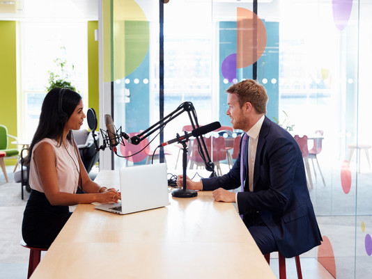 International Nonprofit Selects D. PLUMP CONSULTING, LLC to Produce Podcasts