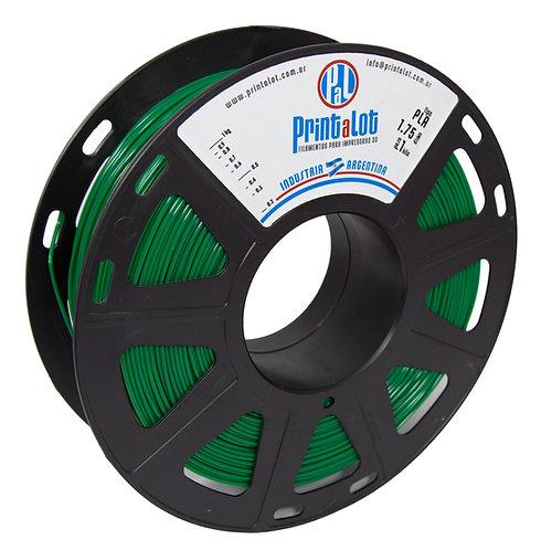 Filamento PrintaLot PLA Verde - 2,85mm - 1kg