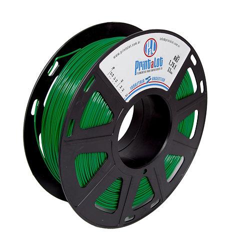 Filamento PrintaLot ABS Verde - 1,75mm - 1kg