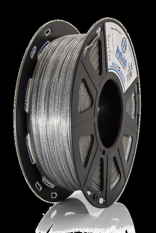 Filamento PrintaLot PLA Art Glam Translúcido Natural - 1,75mm - 1kg