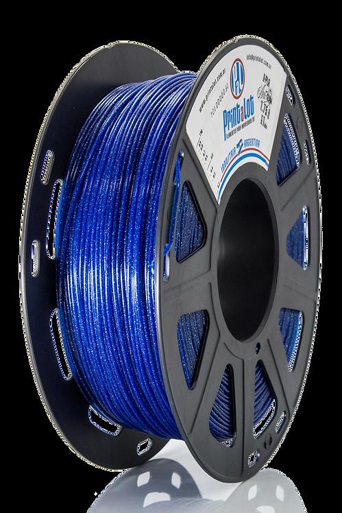 Filamento PrintaLot PLA Art Glam Translúcido Azul - 1,75mm - 1kg