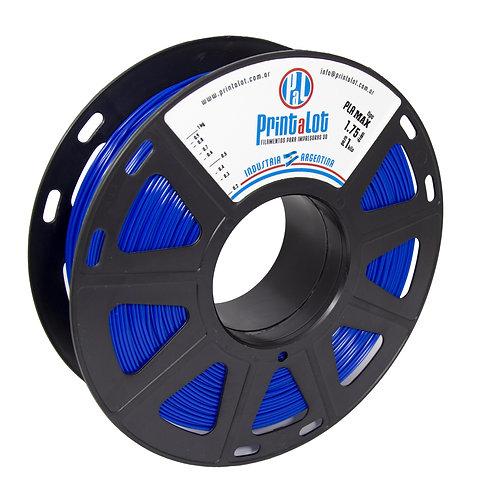 Filamento PrintaLot PLA Max Azul - 1,75mm - 1kg