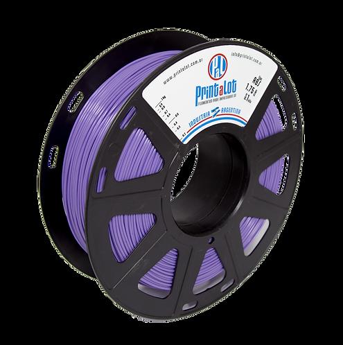 Filamento PrintaLot ABS Violeta - 1,75mm - 1kg