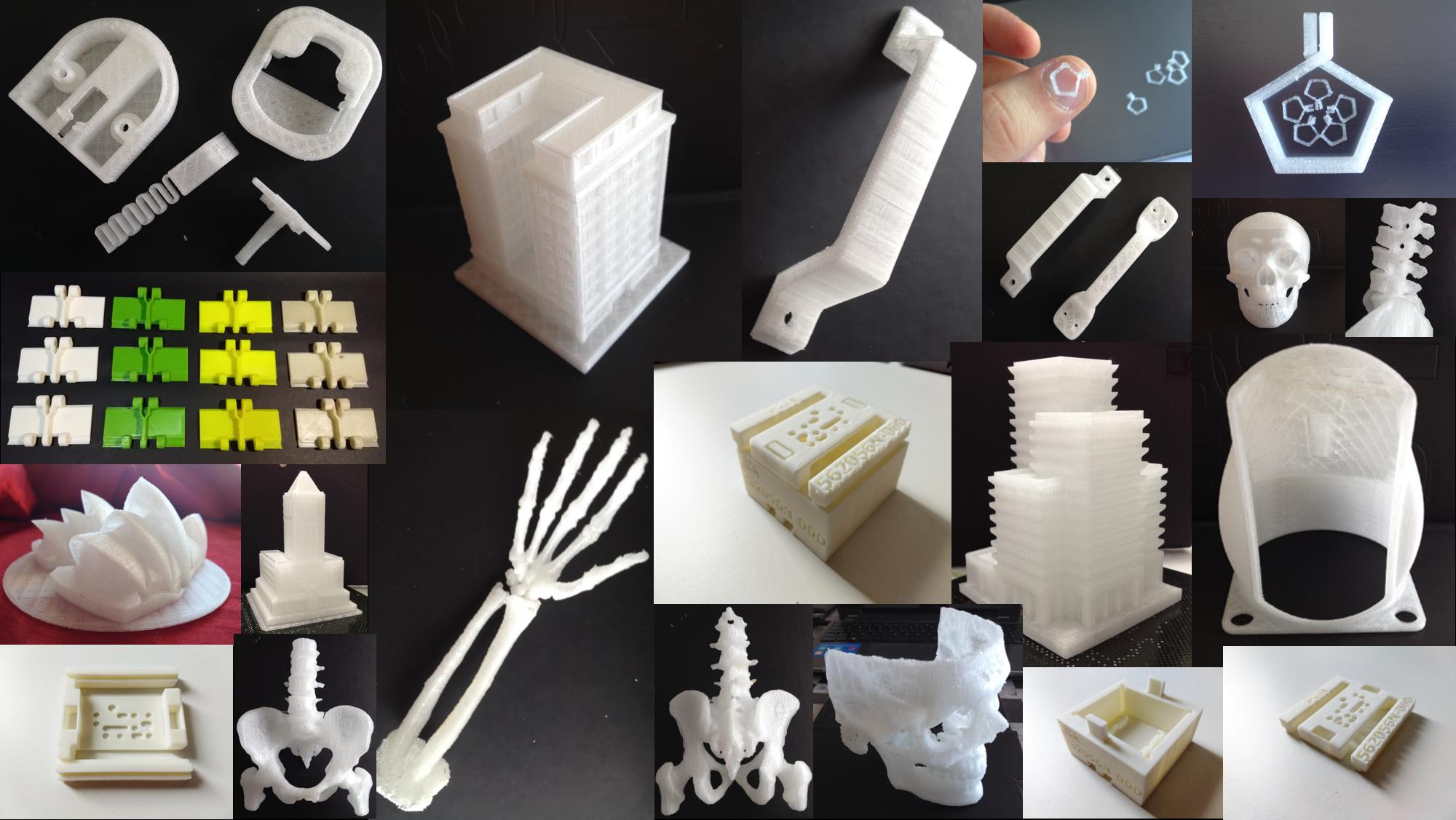 Serviços em Impressão 3D
