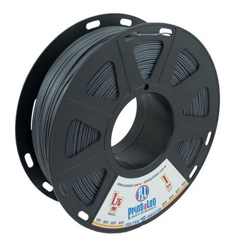 Filamento HIPS Cinza - 1,75mm - 1kg