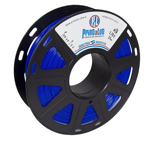 Filamento PrintaLot PLA Azul - 1,75mm - 1kg