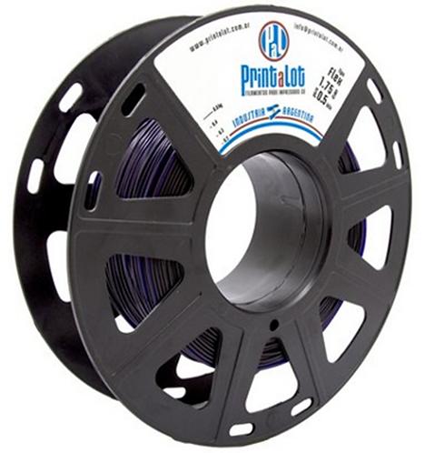 Filamento Flex Violeta - 1,75mm - 500gr