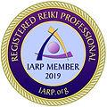 IARP-Professional-Member-2019-reiki-badg