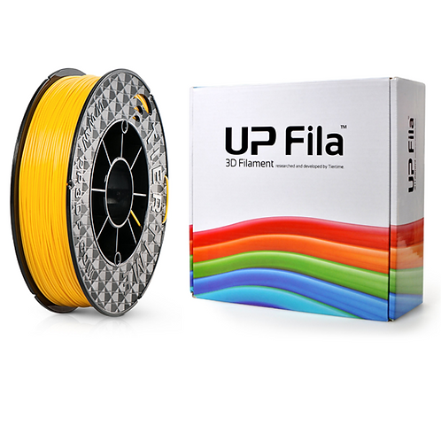 Filamento Tiertime Up3D ABS Amarelo - 1,75mm - 500 g