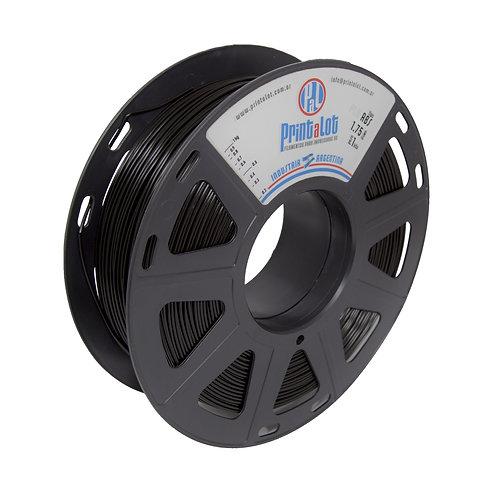 Filamento ABS Preto - 2,85mm - 1kg