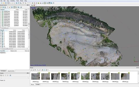 Image-processing-in-Agisoft-PhotoScan-so