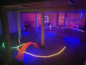 Salle indoor FPV
