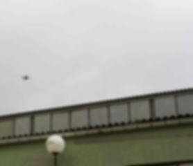 Inspection technique par drone