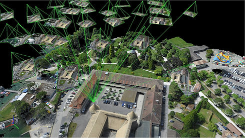 Formation télépilote drone photogrammétr