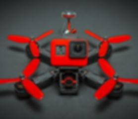 Film drone FPV et Cinéwhoop