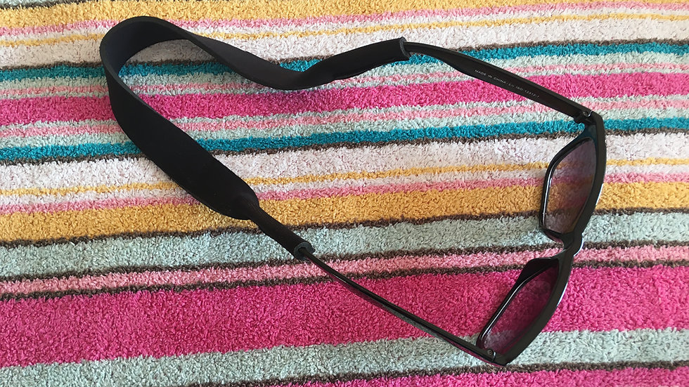 Recycled Wetsuit Sunglass Strap