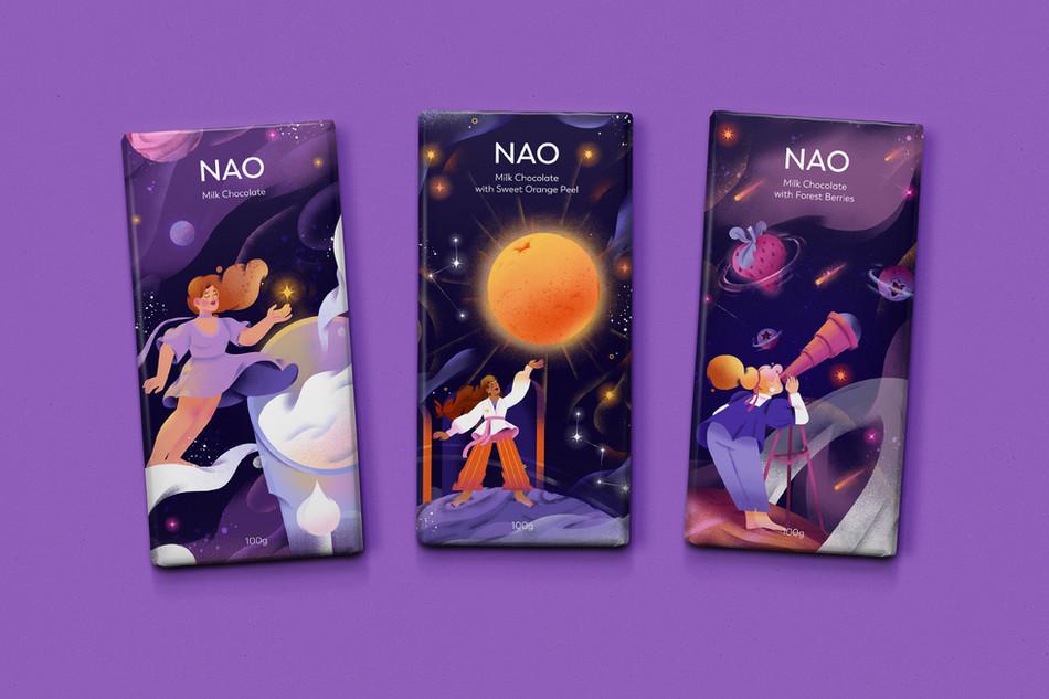 Nao Chocolate