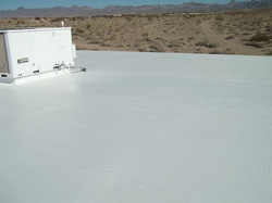Finished Cool Roof