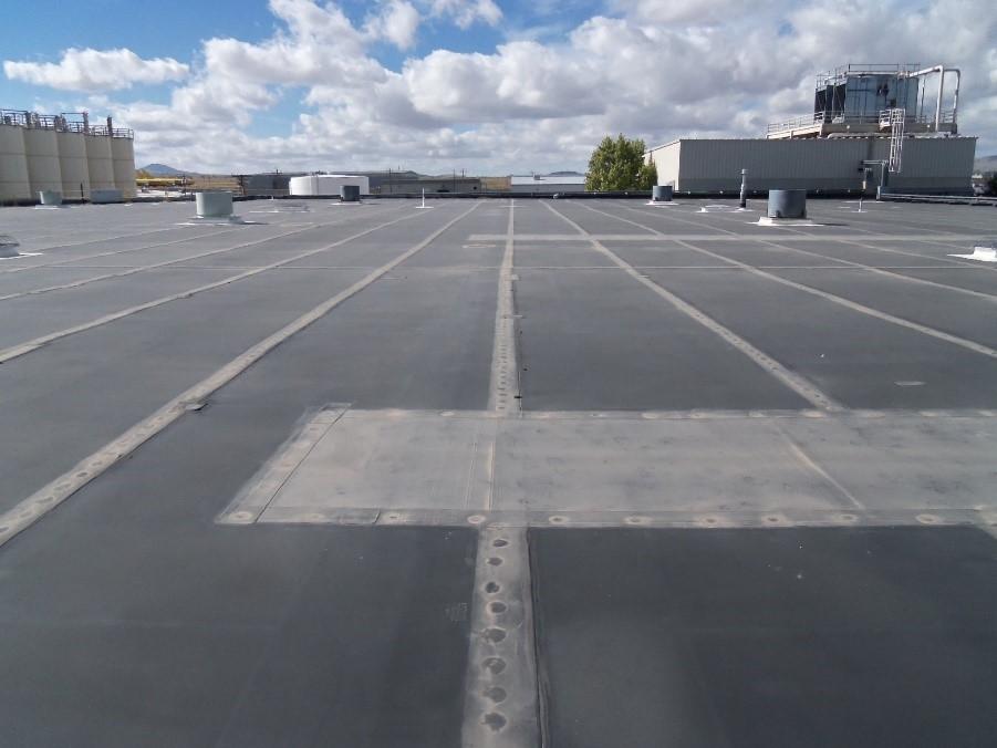 Single Ply No Solar Reflectance