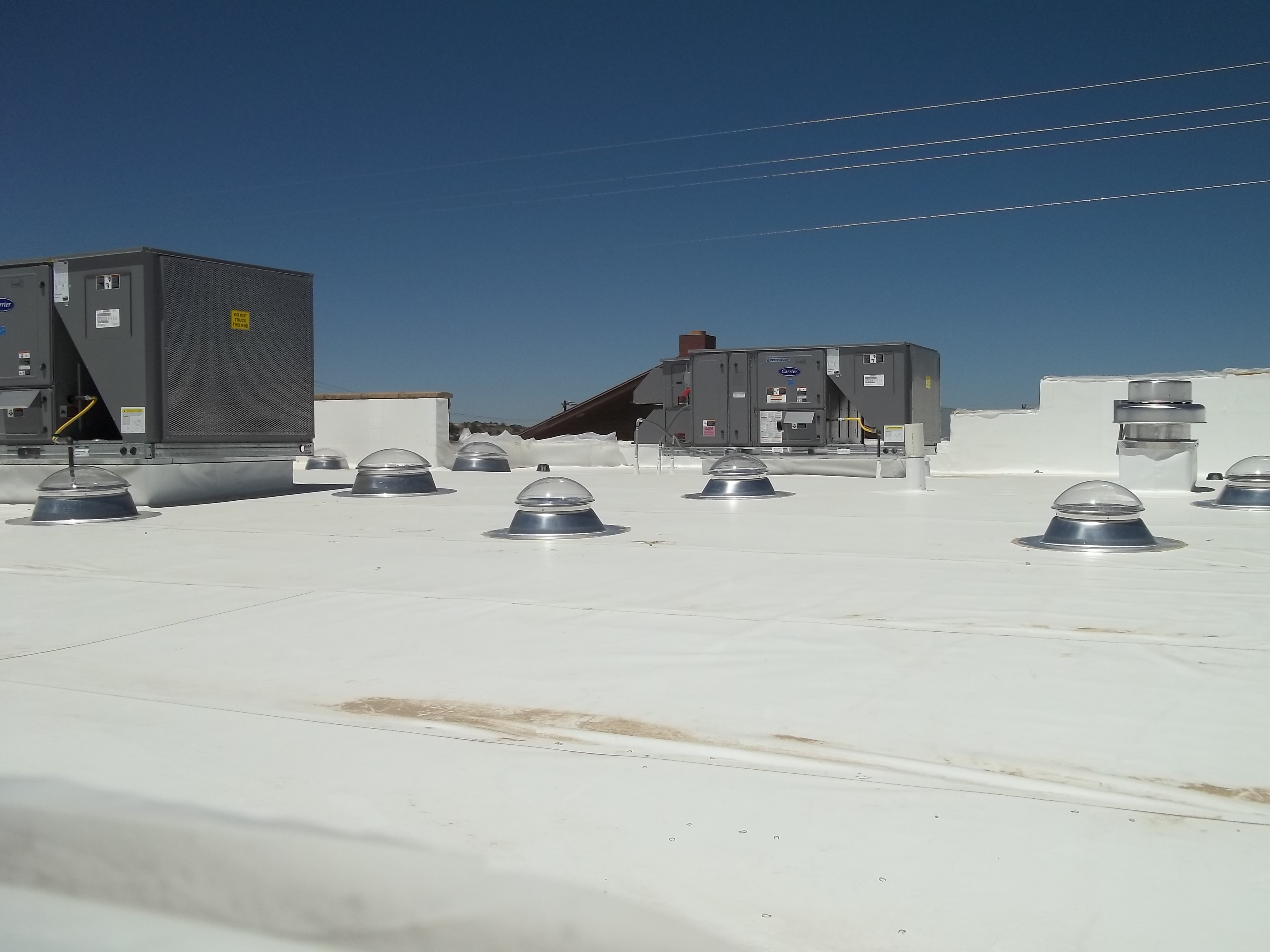 Roof View Installation